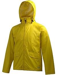 Helly Hansen Men's Voss Jacket Yellow Small [並行輸入品]