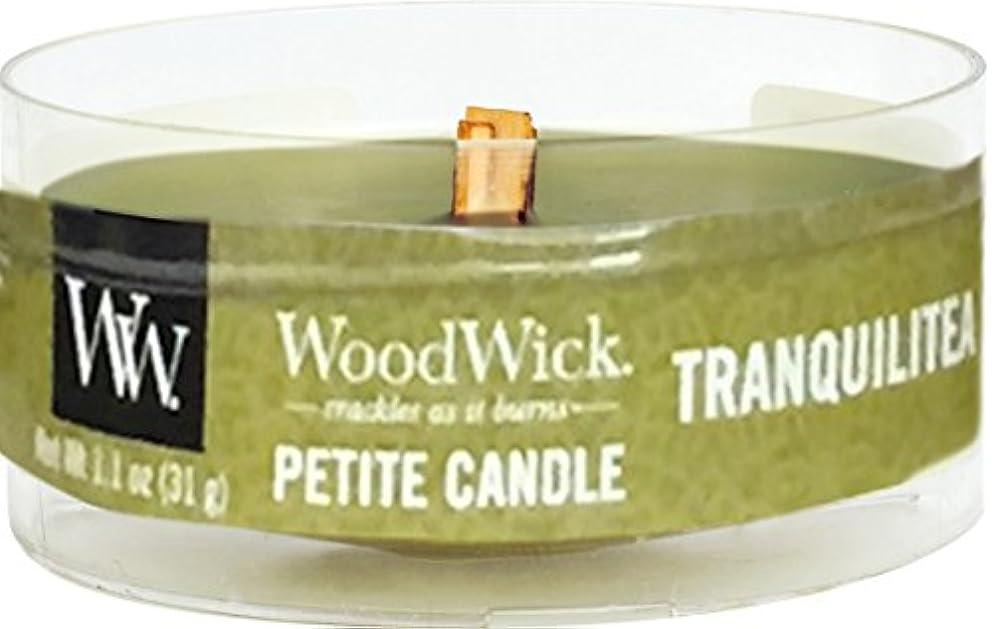 絶妙クッション十年Wood Wick ウッドウィック プチキャンドル トランクィリティ