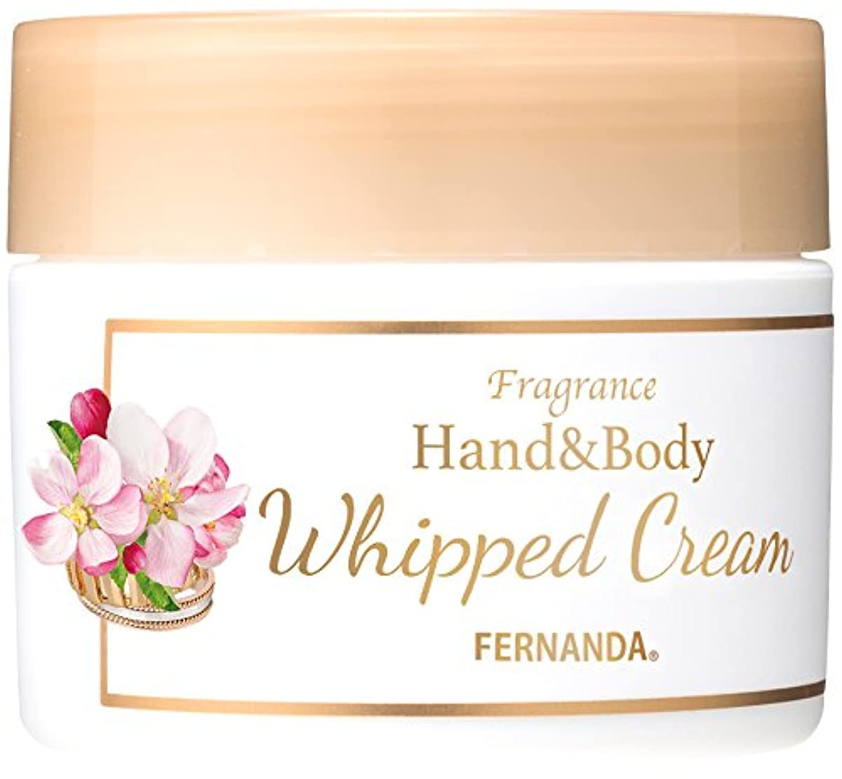 是正大人ゲームFERNANDA(フェルナンダ) Hand&Body Whipped Cream Primeiro Amor (ハンド&ホイップクリーム プリメイロアモール)