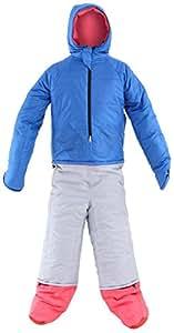 DOPPELGANGER(ドッペルギャンガー) アウトドア ヒューマノイドスリーピングバッグ 人型寝袋 ver.7.0 [最低使用温度 5度] DS-30B