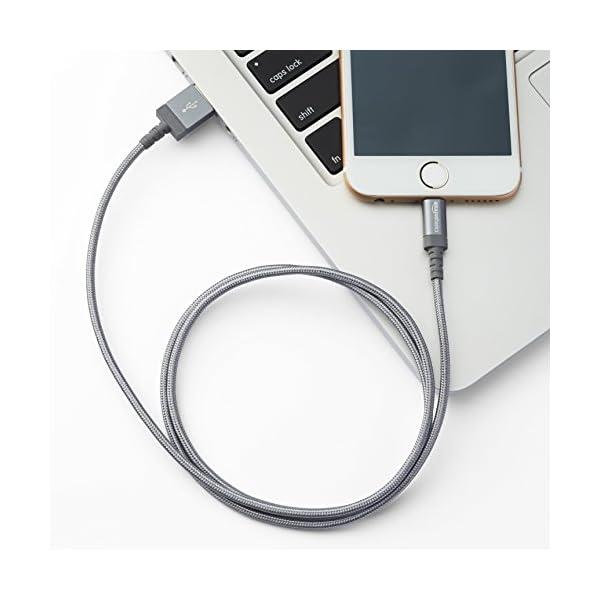 Amazonベーシック Apple認証 高耐久...の紹介画像3