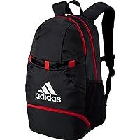 adidas(アディダス) ボール用デイパック  ADP28BKR 黒×赤