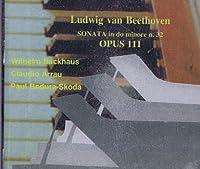 Beethoven: Sonata No.32