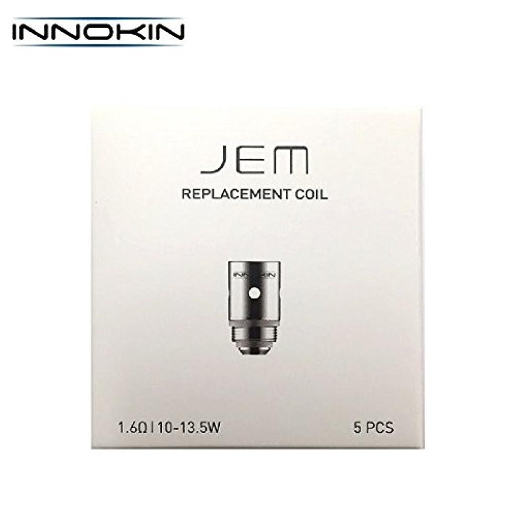 刈るソファー交換可能INNOKIN 「JEM Coil 1.6Ω」 JEM専用/交換用コイル / 5個セット