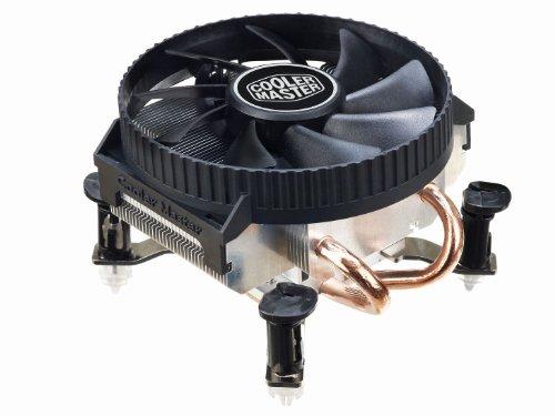 CoolerMaster Intel CPU専用 トップフロー型スリムCPUクーラー Vortex 211Q (型番:RR-V211-15FK-R2)