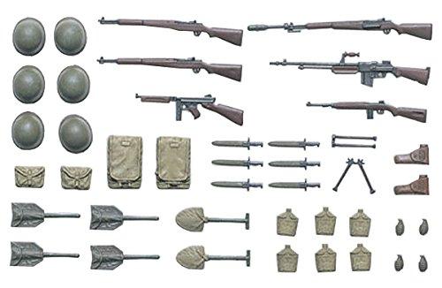1/35 アメリカ歩兵装備品