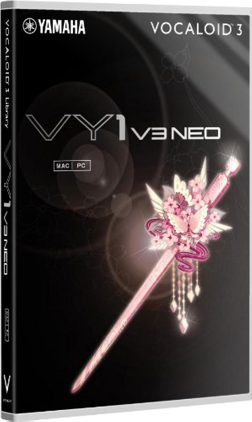 暴君位置する決定YAMAHA VOCALOID 3 Library VY1V3 NEO (VY1V3NJP)  【国内正規品】
