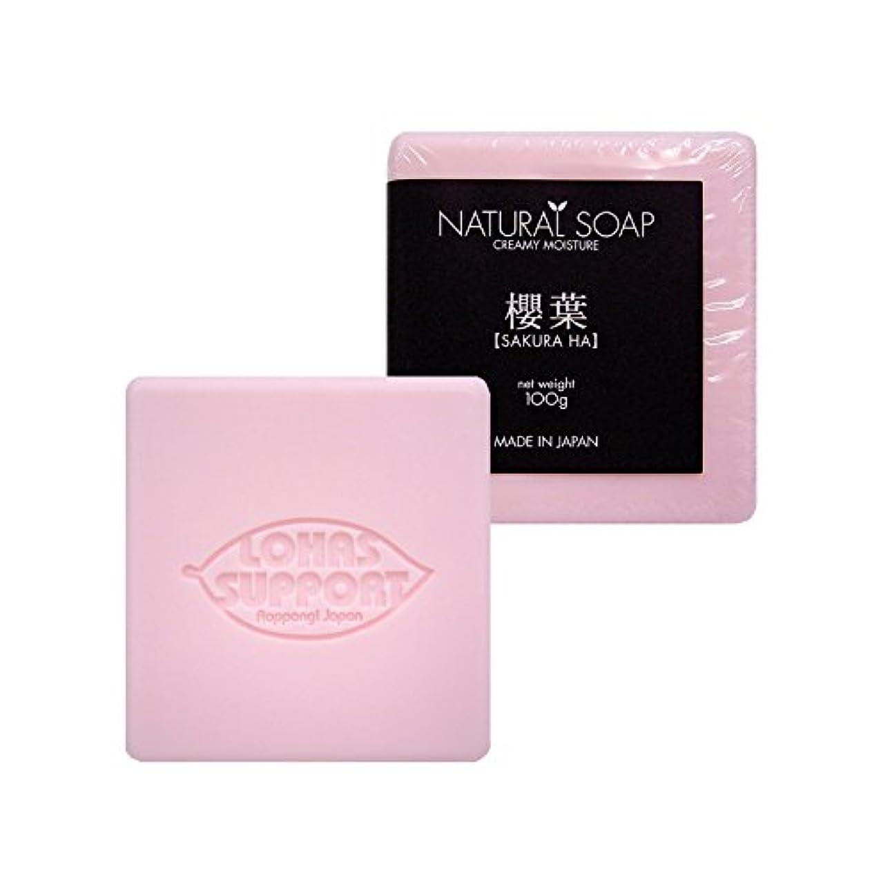 巡礼者シンプルさパンNATURAL SOAP
