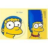 【The Face Shop (ザ?フェイスショップ)】 The Simpsons ザ?シンプソンズ キャラクターマスク 25g (3種類選択1) (マージ (ザクロ)) [並行輸入品]