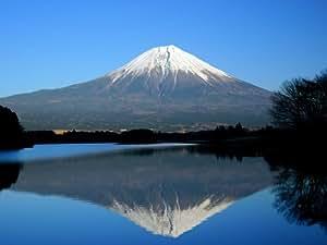 風呂のタイルに貼る富士山の写真ー7