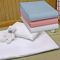 綿平織りフラットシーツ A品 綿100% キング 220×280cm