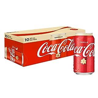Fanta Coca-Cola Vanilla Soft Drink Multipack Cans, 10 x 375 ml (B07Q19PY1G) | Amazon price tracker / tracking, Amazon price history charts, Amazon price watches, Amazon price drop alerts