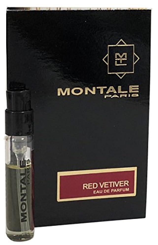 明らか飛び込む知覚できるモンタル レッド ベチバー オードパルファン 2ml(Montale Red Vetiver EDP Vial Sample 2ml) [並行輸入品]