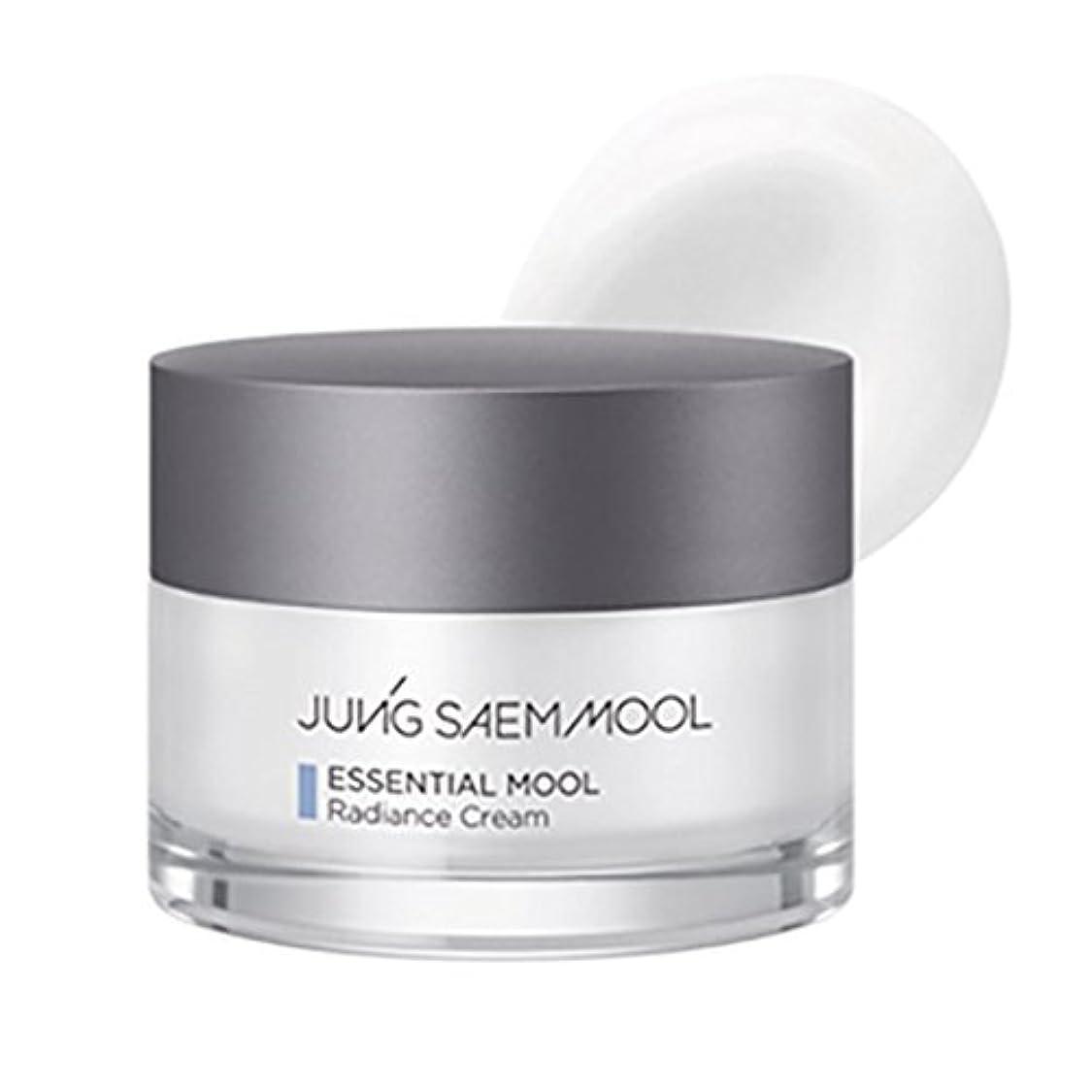 楽観シニスサイトライン[ジョンセンムル]JUNGSAEMMOOL NEWエッセンシャルムルラディアンスクリーム 50ml 海外直送品 Essential Mool Radiance Cream 50ml [並行輸入品]