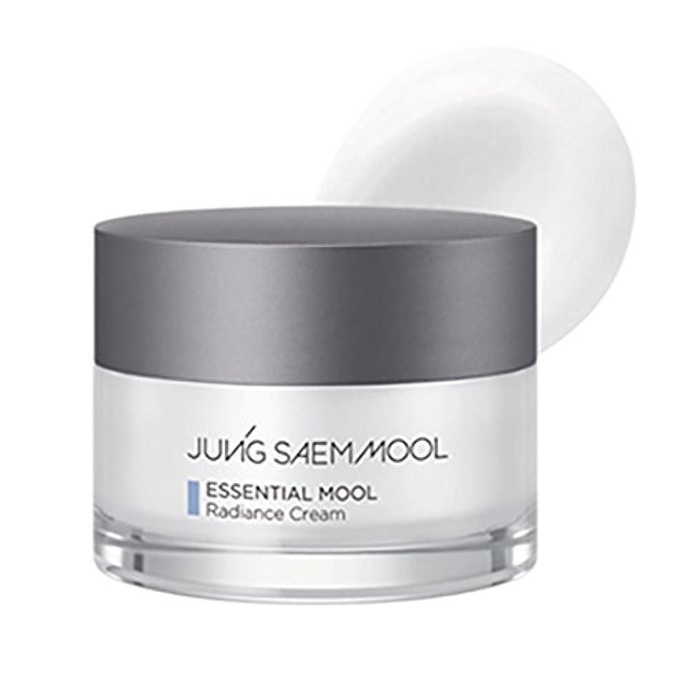 [ジョンセンムル]JUNGSAEMMOOL NEWエッセンシャルムルラディアンスクリーム 50ml 海外直送品 Essential Mool Radiance Cream 50ml [並行輸入品]