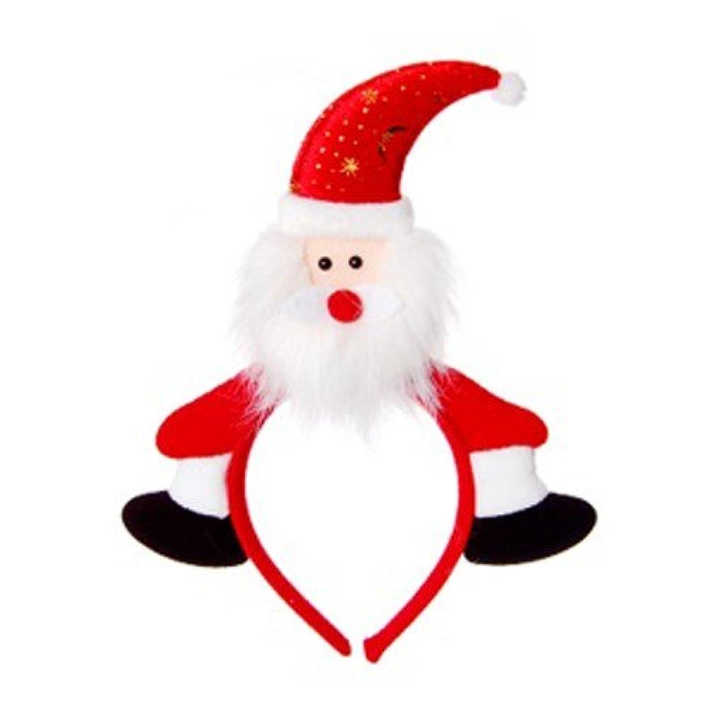 Fun Party Toy - Christmas headband (Santa)