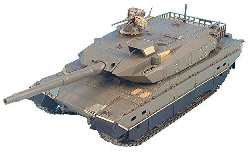 テトラモデル 1/ 48 AFV用エッチングパーツ 陸自 10式戦車用 T社32588用  ME4801 ディテールアップパーツ B