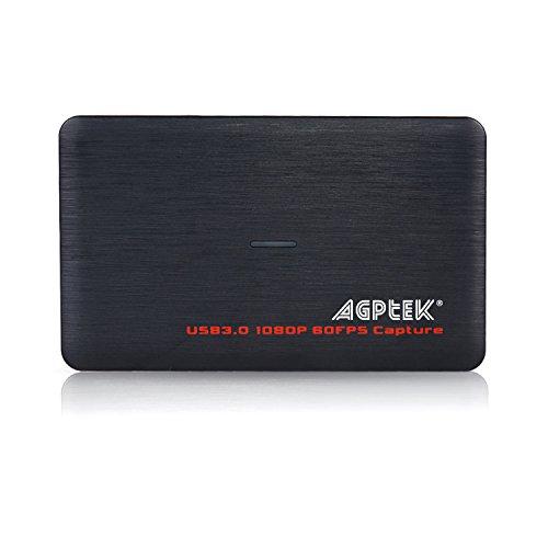 「USB3.0対応」AGPtEK HDMIゲームキャプチャー...
