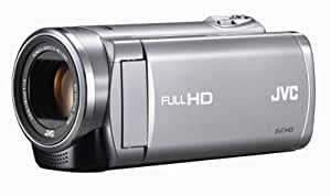 JVCKENWOOD JVC ビデオカメラ EVERIO GZ-E220 内蔵メモリー 8GB シルバー GZ-E220-S