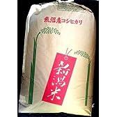 【最高級】魚沼こしひかり 玄米30kg  品質保証米