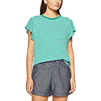 French Connection Women's Flutter Sleeve TEE