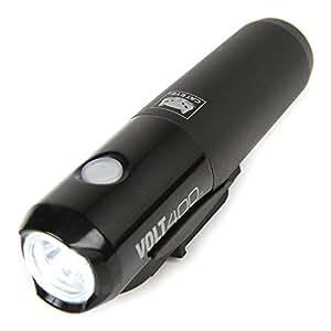 キャットアイ(CAT EYE) ヘッドライト [VOLT400 KIT] USBクレードルCRA-001&カートリッジバッテリーBA-2.2付属 ボルト400 HL-EL461RC HL-EL461RC+CRA-001+BA-2.2