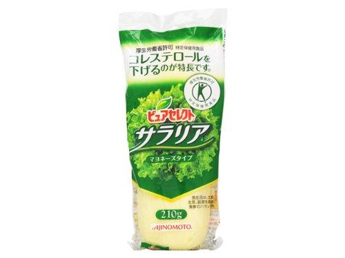 味の素 ピュアセレクト サラリア【特定保健用食品 特保】 210g×20本入