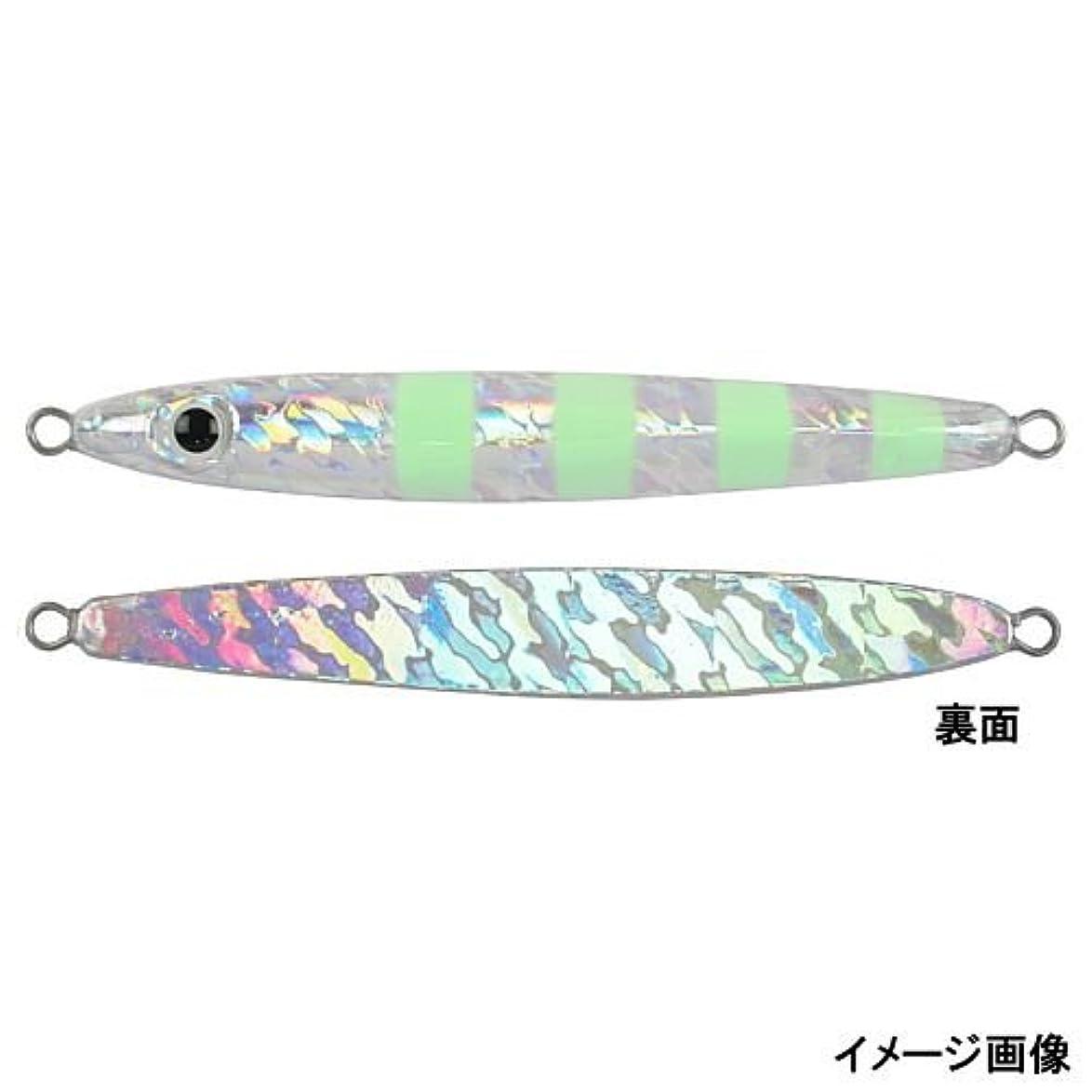 爪武器手入れマルシン漁具 スロースティック 150g (スロージギング メタルジグ) シルバー