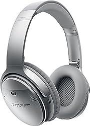 Bose QuietComfort 35 wireless headphones ワイヤレスノイズキャンセリングヘッドホン シルバー【国内正規品】