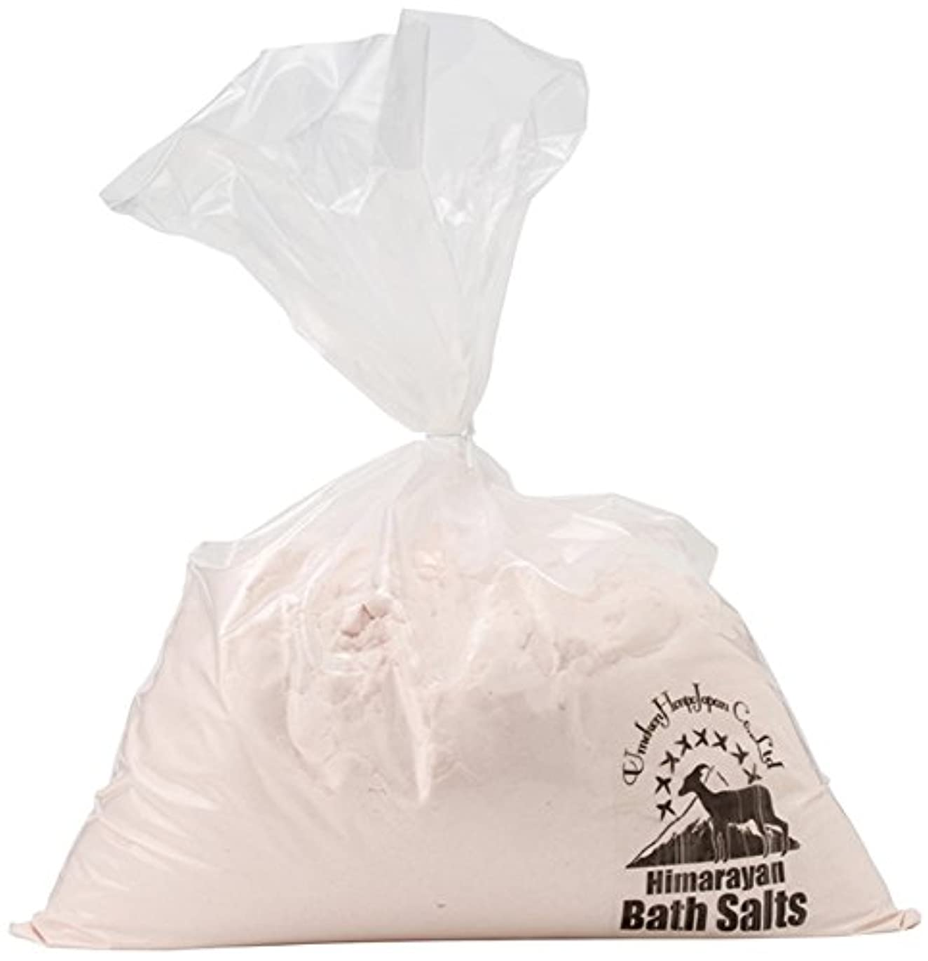 存在たらいすり減るヒマラヤ岩塩 バスソルト ピンク パウダー 5kg