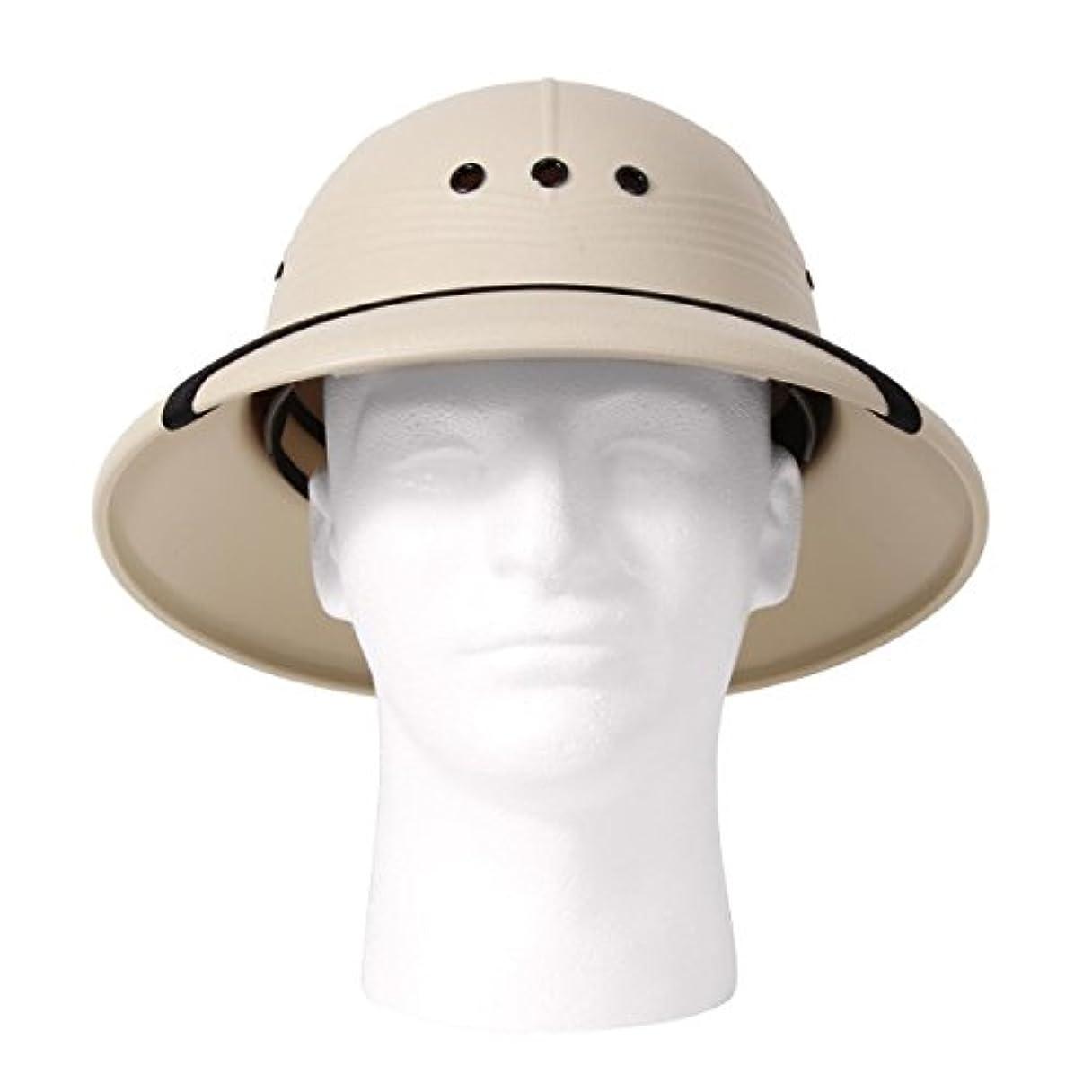 好奇心苗開発する(ロスコ) ROTHCO ピスヘルメット Pith Helmets 〔5670〕 (オリーブ)