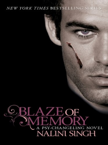 Blaze of Memory: Book 7 (Psy-Challenging)
