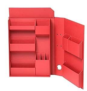 ナカバヤシ ライフスタイルツール 小物入れ 収納ボックス ファイルA4 ワインレッド LST-FA4WR | 文房具・オフィス用品 | 文房具・オフィス用品