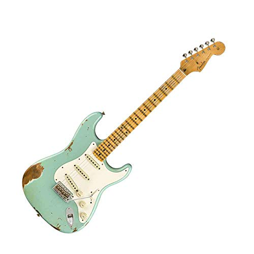 Fender 1959 Stratocaster Heavy Relic Maple Fingerboard Aged Daphne Blue エレキギター