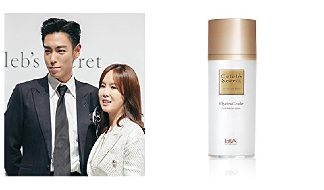 鎮痛剤十分にバンガローBigBang Top [K cosmetic][K beauty] Celeb's-Secret HydraCode Full Moist Skin 130ml [海外直送品][並行輸入品]