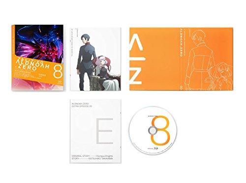 アルドノア・ゼロ 8【完全生産限定版】 [Blu-ray]