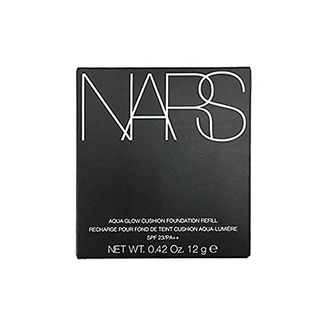 モーターあたたかい調和のとれたNARS アクアティックグロー クッションコンパクト (レフィル) SPF23/PA++ #6803 [並行輸入品]