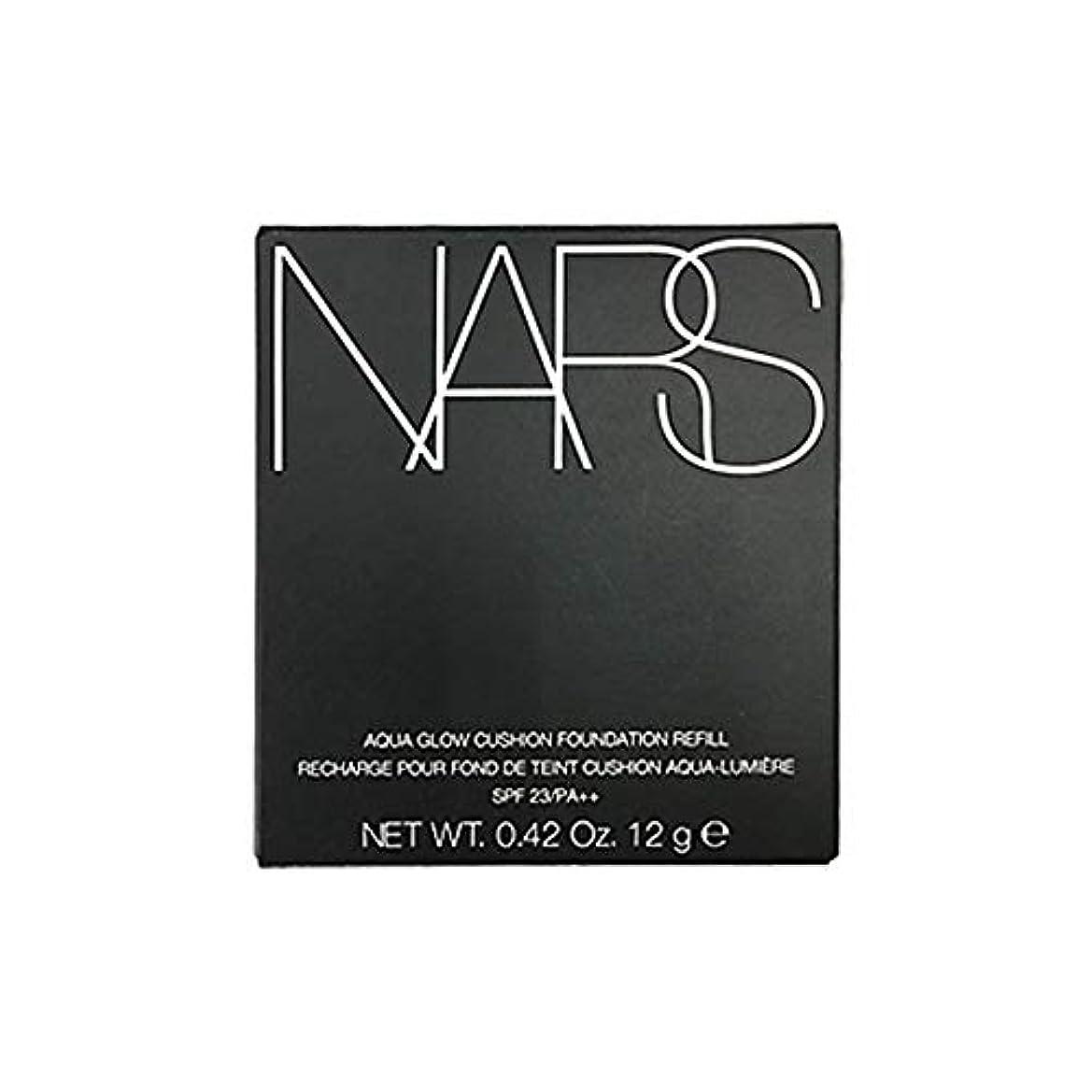 バーガーフレア哲学博士NARS アクアティックグロー クッションコンパクト (レフィル) SPF23/PA++ #6803 [並行輸入品]