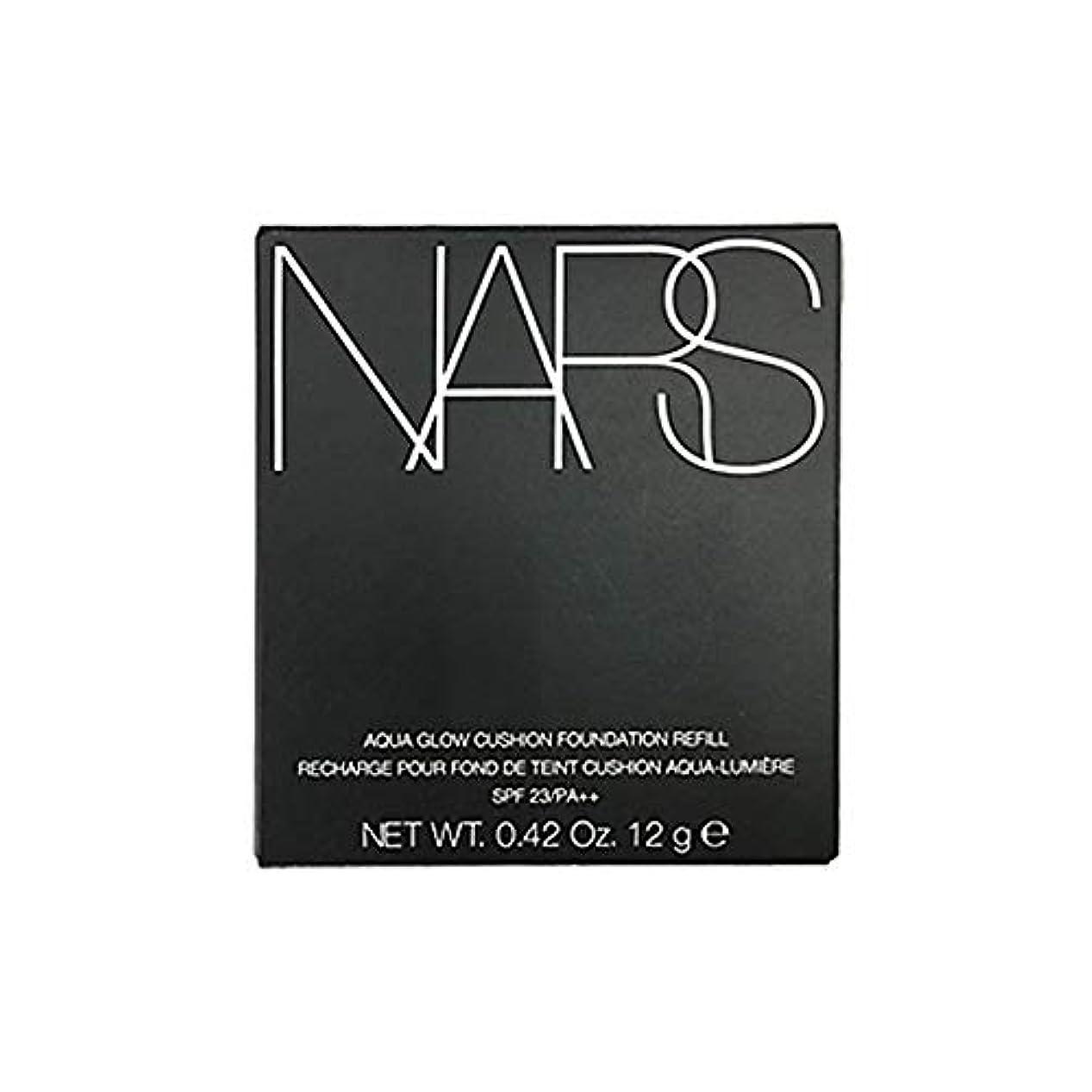ポルノ承認する反論者NARS アクアティックグロー クッションコンパクト (レフィル) SPF23/PA++ #6803 [並行輸入品]