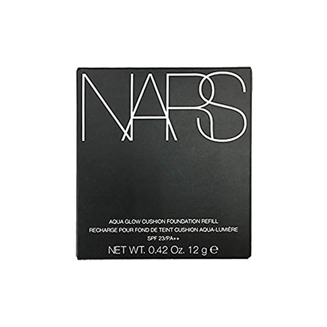 従う既婚恐竜NARS アクアティックグロー クッションコンパクト (レフィル) SPF23/PA++ #6803 [並行輸入品]