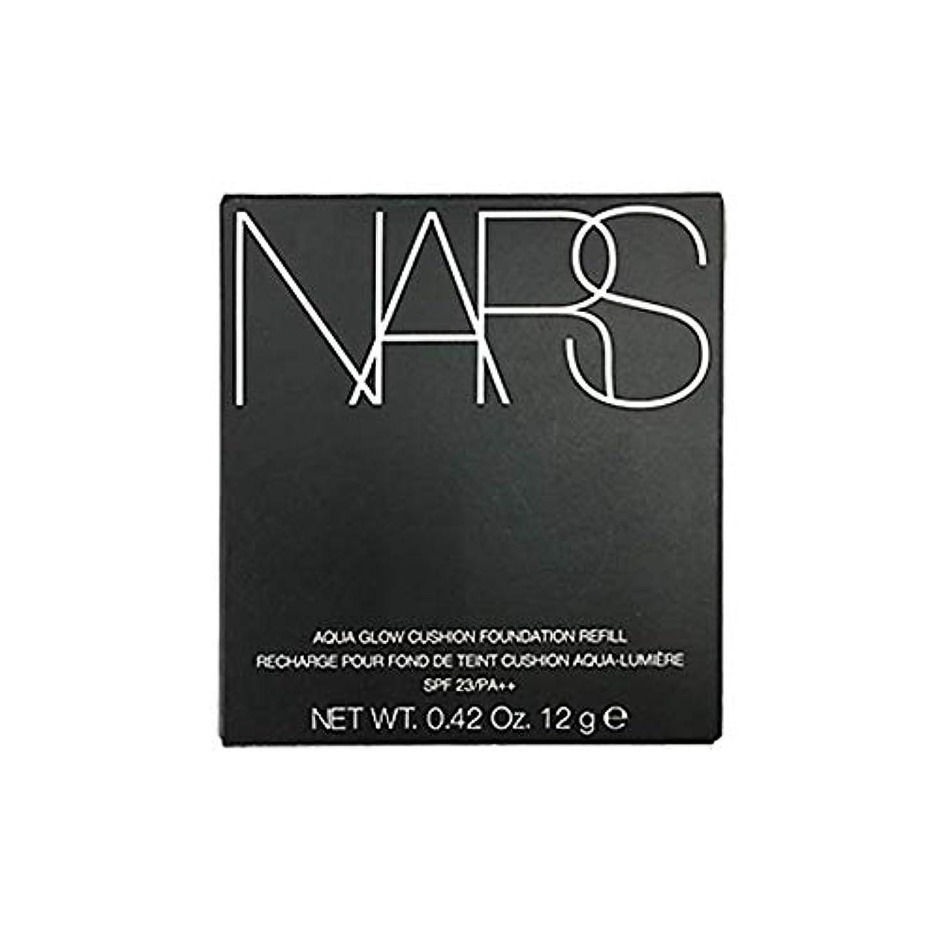 全能優遇吸うNARS アクアティックグロー クッションコンパクト (レフィル) SPF23/PA++ #6803 [並行輸入品]
