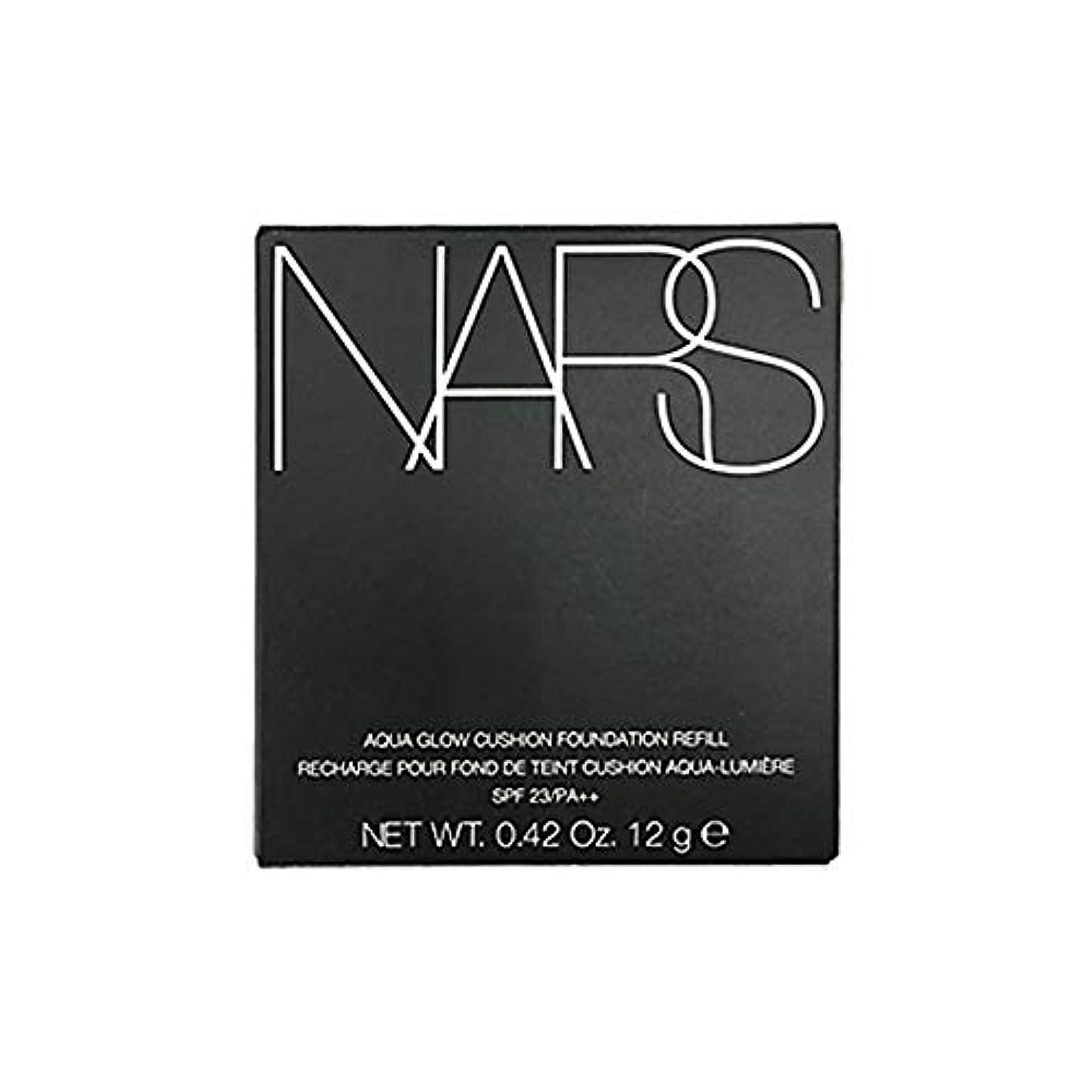 谷アベニュー十一NARS アクアティックグロー クッションコンパクト (レフィル) SPF23/PA++ #6803 [並行輸入品]