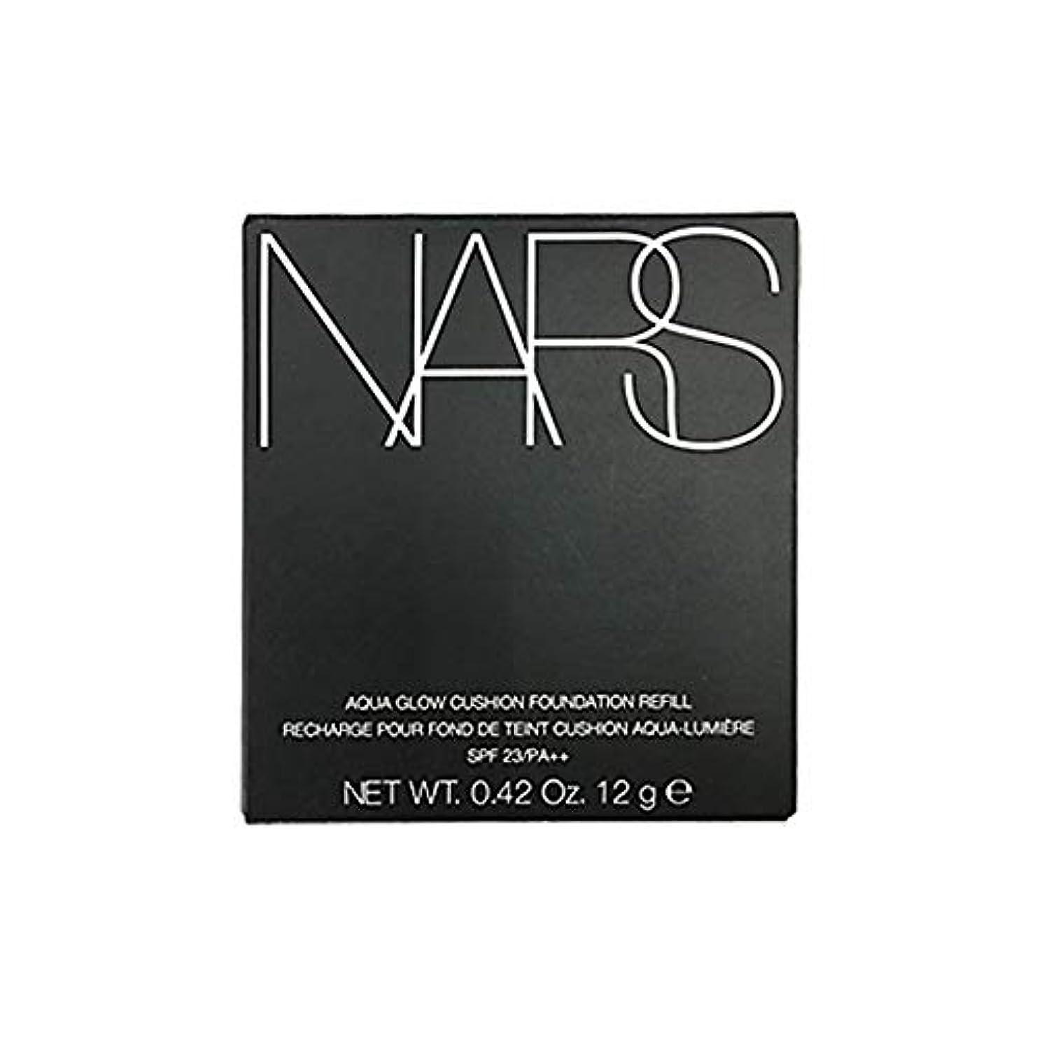 山忠実に気味の悪いNARS アクアティックグロー クッションコンパクト (レフィル) SPF23/PA++ #6803 [並行輸入品]