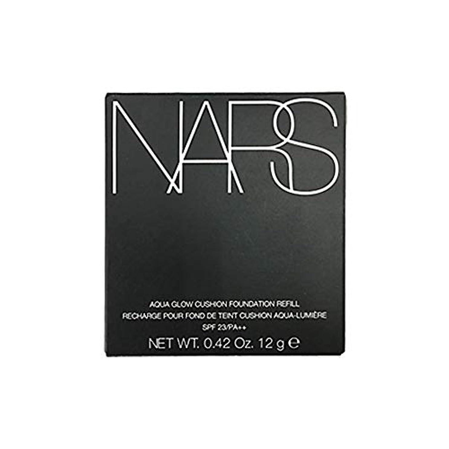 シーフード悪化する致死NARS アクアティックグロー クッションコンパクト (レフィル) SPF23/PA++ #6803 [並行輸入品]