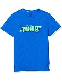 [プーマ] トレーニングウェア ALPHA 半袖グラフィック Tシャツ [ボーイズ] 843945