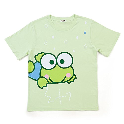 けろけろけろっぴ 大人Tシャツ(雨)