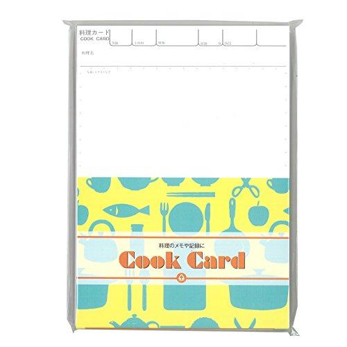 コレクト 秘書カード B6 料理 CS-605