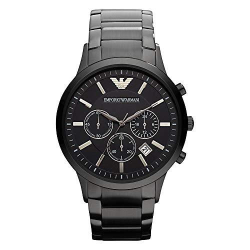 エンポリオ・アルマーニ メンズ腕時計 クラシック クロノグラフ AR2453 並行輸入