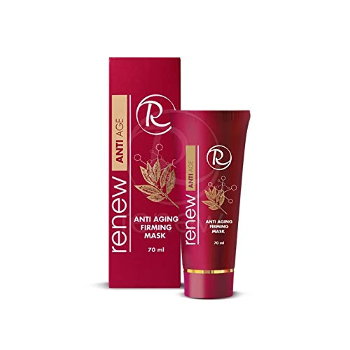 抑制不忠受賞Renew Anti Age Anti Again Firming Mask 70ml