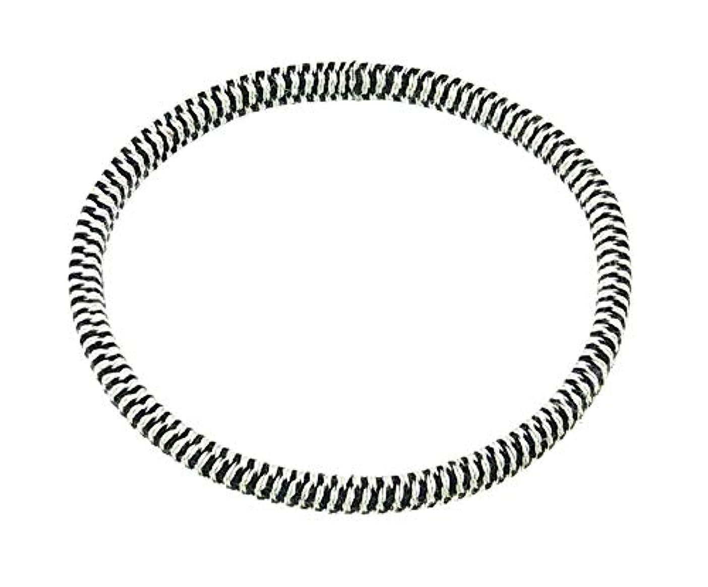 ミニ再生変形5倍 静電気去能ブレスレット 静電気防止ブレスレット 静電気軽減ブレスレット パッチパッチ静電気 子供用静電気去能ブレスレット (16.5cm~17.5cm)